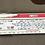 Thumbnail: US Military C-130B Load Adjuster/Balancer Slide Rule