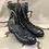 Thumbnail: US Military Vintage Green Jungle Boots - 8 Regular