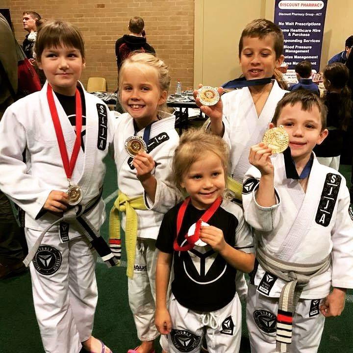 Sydney Jiu Jitsu Academy Kids