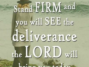 """I Heard The Lord Say """"Now Is The Time For 24 Hour Major Monumental Deliverance"""""""