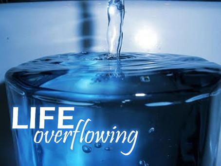 Twelve Baskets of Overflowing Blessings