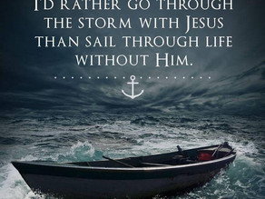 The NEW WIND Under Your Sails