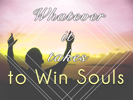 Why is it so important to learn how to win others to Christ? Written by Evangelist Z.F. Shab