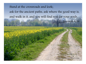October Prophetic Word: Ancient Paths Opening and Special Assignments