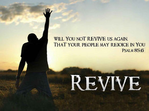 """""""In The Dark Night"""" .... This Is Your Revival!"""