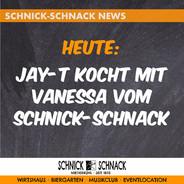 Jay-T On Tour im SCHNICK-SCHNACK