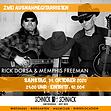 RICK DORSA & MEMPHIS FREEMAN