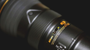 Nikon PF 500mm