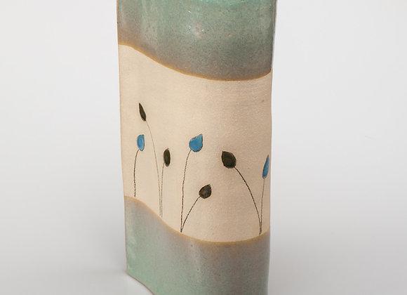 grand vase CHLOROPHYLLE