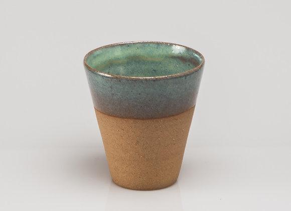 tasse à thé SARLAT turquoise