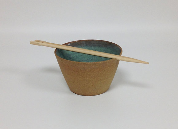 Bol à riz SARLAT turquoise