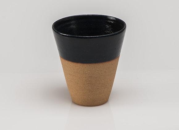 tasse à thé SARLAT noire