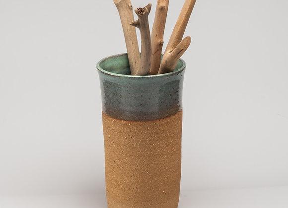 vase SARLAT turquoise