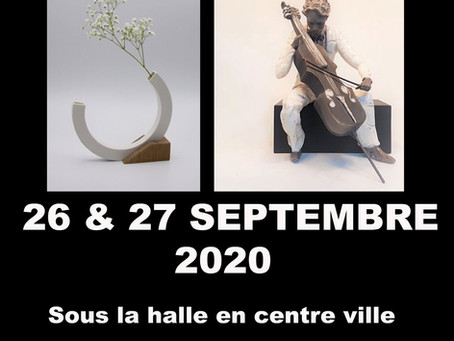 Marché de potiers - Milly La Foret (91)