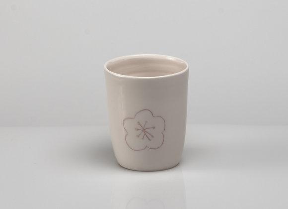 tasse à café CERISIER rouge