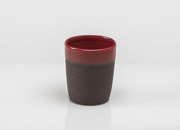 tasse à café TOKYO rouge