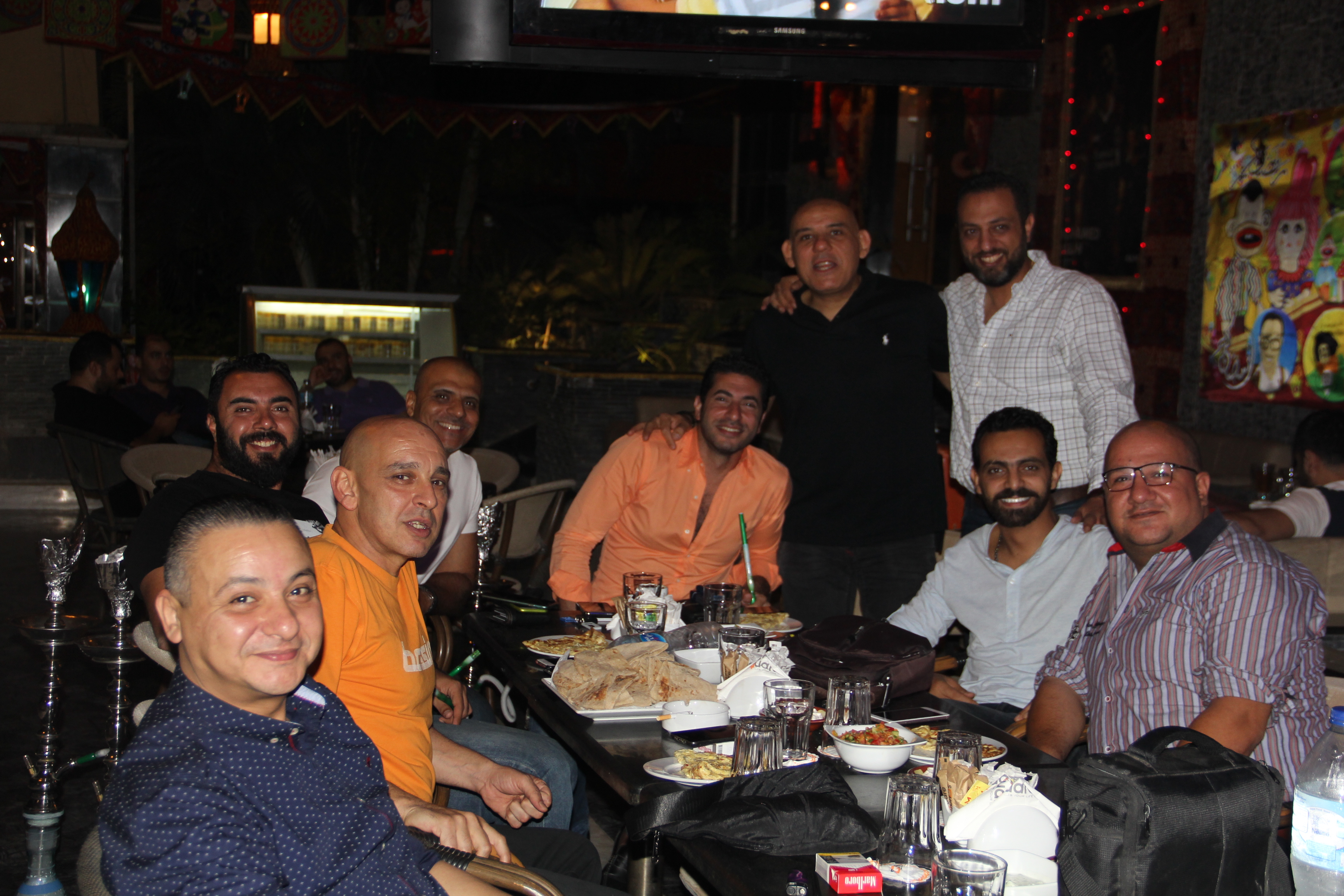 ECSN Ramadan 2018 Sohour gathering
