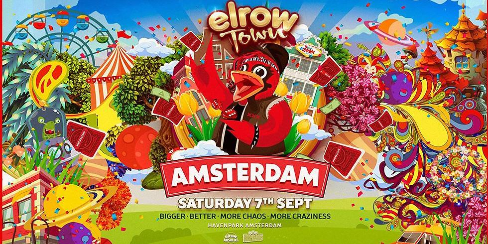 Elrow Town Festival 2020