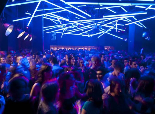 TOP TECHNO CLUBS IN EUROPA