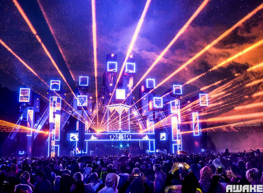 TOP TECHNO FESTIVALS IN EUROPA