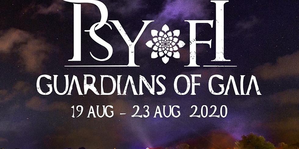 PSY-FI Festival - Guardians of Gaia