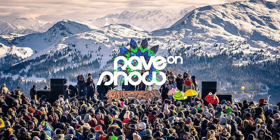 Rave on Snow