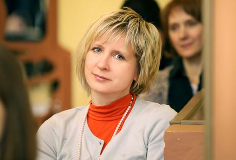 Елена Усачёва