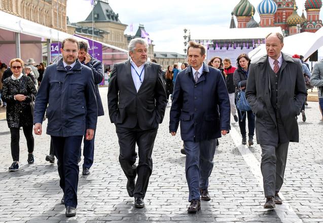 """Фестиваль """"Красная площадь""""-2018"""