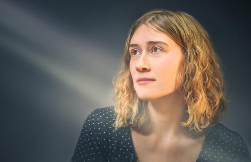 Ольга Виноградова. Портрет