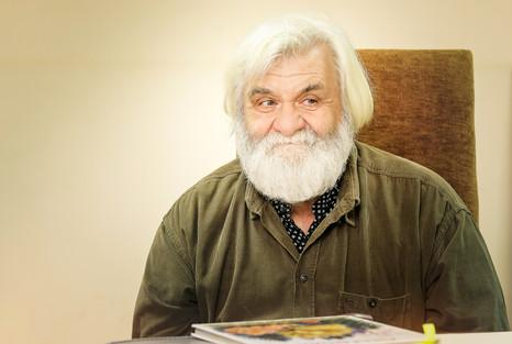 Николай Устинов в РГДБ