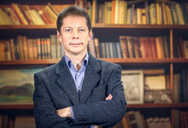 Алексей Ясулович в РГДБ