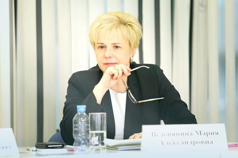 Мария Веденяпина