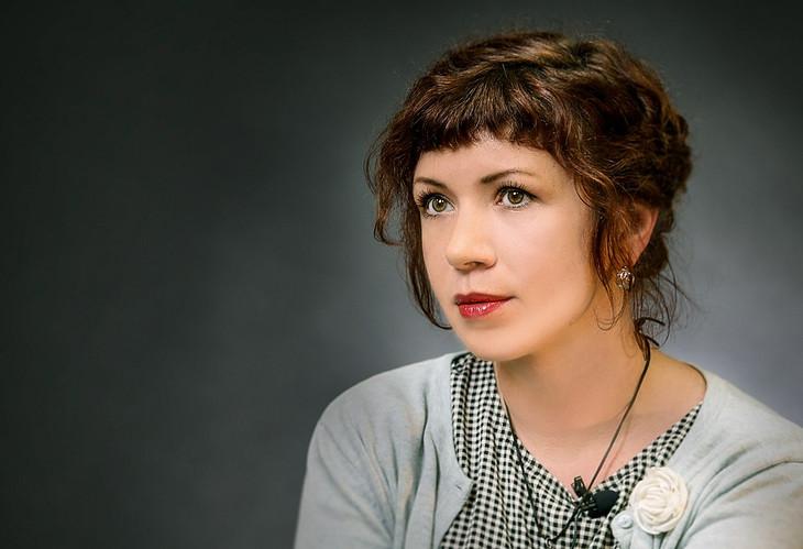 Анна Золотарёва