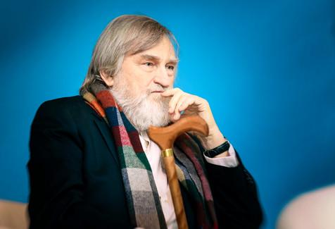 Борис Диодоров в РГДБ