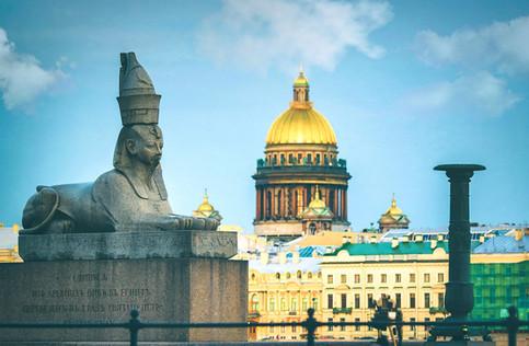 Сфинкс. Санкт-Петербург
