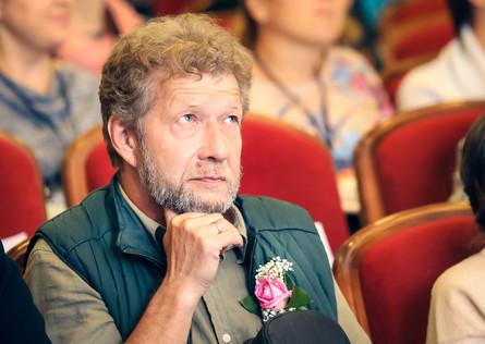 Андрей Усачев в РГДБ