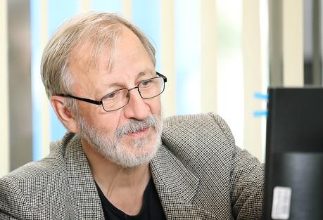 Игорь Олейников в РГДБ