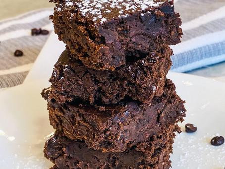 Amazingly Delicious Black Bean Brownies