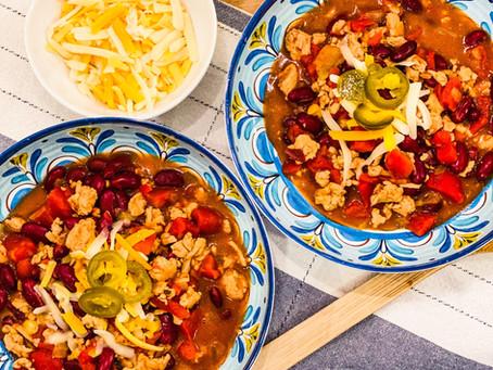 World's Best Turkey Chili