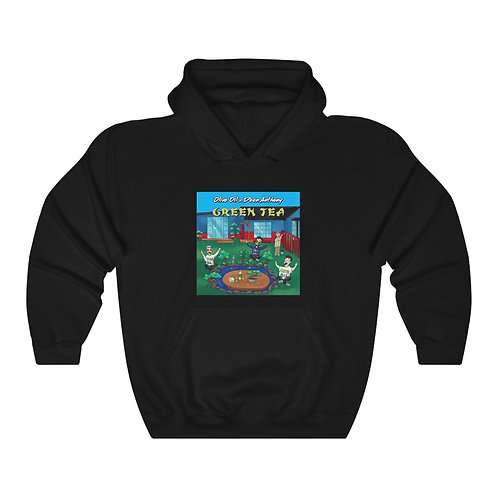 Green Tea Album Art Hoodie