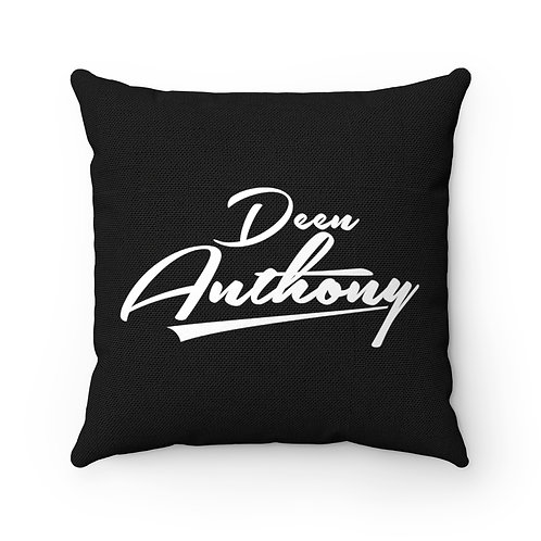 Deen Anthony Polyester Square Pillow
