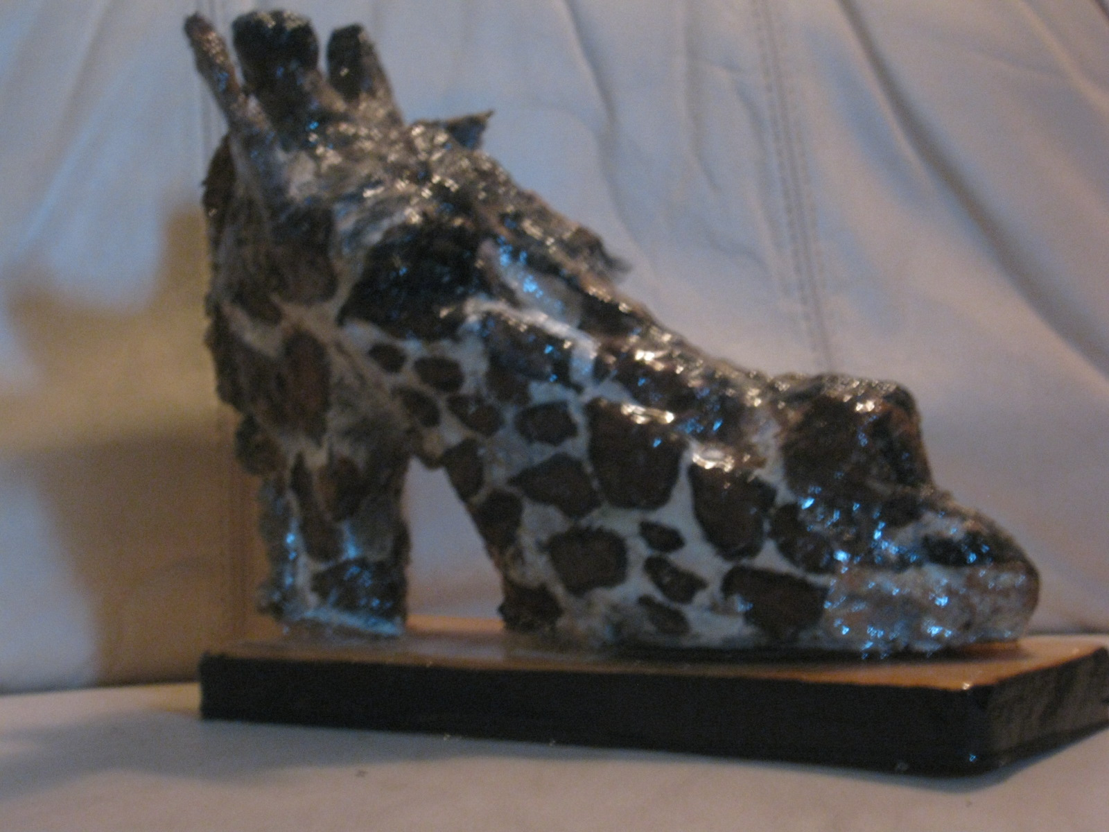 Shoe Zoo Giraffe