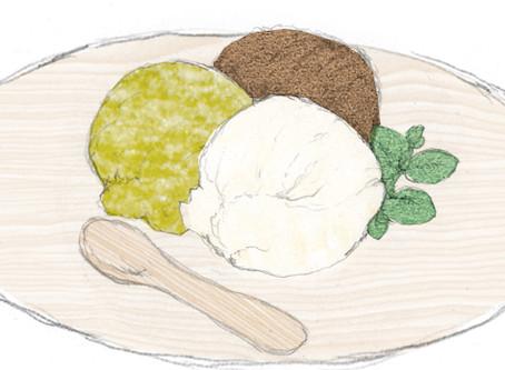 長沼町から世界へ広がる生乳アイスクリーム