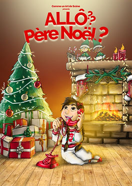Allô ? Père Noël ?