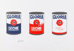 Gloria's Milk Cans
