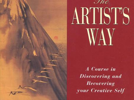 THE ARTIST WAY WORKBOOK by Julia Cameron