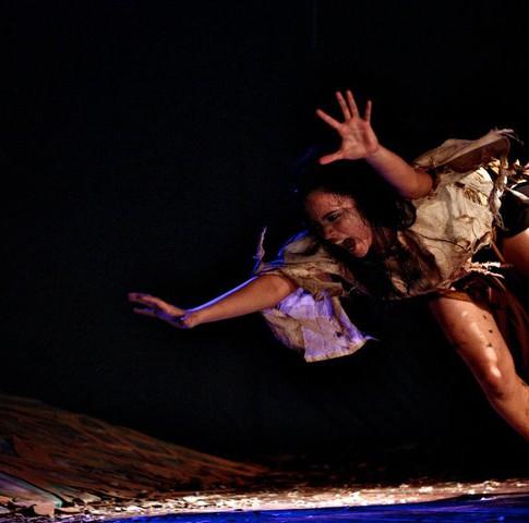 Ang Unang Aswang (dance theater)