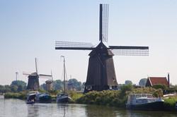 Molens in Alkmaar