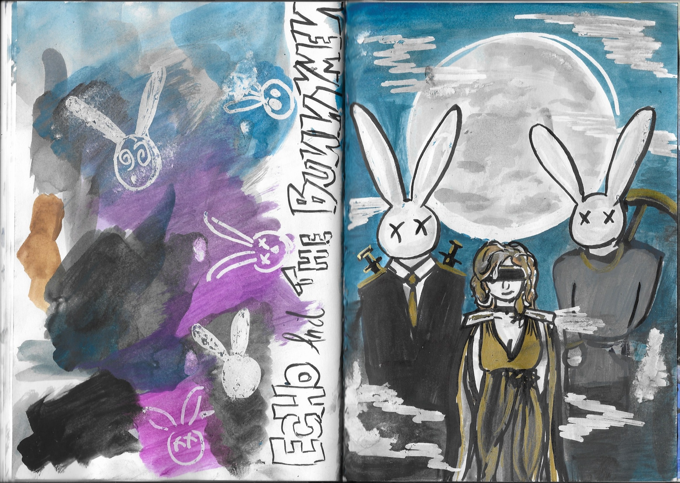 Echo and the Bunny Men
