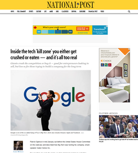 Niche opportunities abound in Big Tech 'kill zone,' says Unbounce